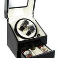 CKB Ltd® Time Tutelary deluxe automatic double watch winder image
