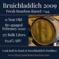 Bruichladdich Cask #144 2009