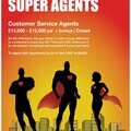 Lifestyle Services Group Recruitment Advertising