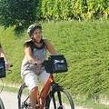 Paul and Heidi run SCS cycling holidays