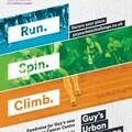 4 Sheet Advertisement for Guy