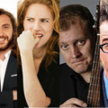 Choir with No Name comedy gig lineup
