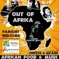 Out of Africa New Years Party Frome