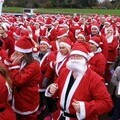 Alzheimers Dementia Support Santa Fun Run 2015