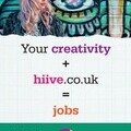 Hiive 4 Sheet Advertisement by Media Agency Group