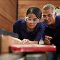 Apprenticeship stock image