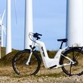 Alpha Hydrogen Fuel Cell Bike