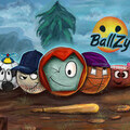 Concept Art for Ballzy Game