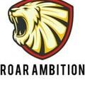 Roar Ambition Logo
