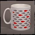 Against the tide mug £7