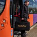 KwikPro is easy on public transport - high definition