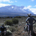 "Take part  in an ""Over the Hill"" Kilimanjaro challenge exclusively for participants aged 50 and over"