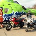 GWAAC and bikers