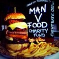 Man vs Food IIH Fright Night Challenge