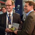 Tim Millinder of Marathon Leisure accepting Spinlock Award