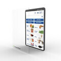 Veraco antimicrobial touch screen cover
