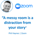 Quote from Zoom recruitment manager