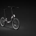 unfolded folding electric JIVE bike