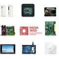 Promwad portfolio and logo