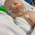 Declan contracted a combination of respiratory syncytial virus, a tummy bug and MRSA.