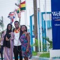 Webster University Ghana Students