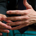 wedding ring men off
