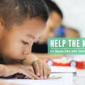 Baan Dek Dee Help The Orphans