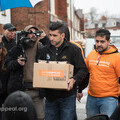 Amir Khan and Penny Appeal help Calrisle residents following floods