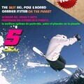 Sling4Skis new Ski Carrier Strap launched by the James Dyson of Ski Equipment