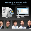 Haag-Streit Biometry Focus Month