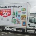 Aldi Advan Campaign