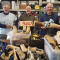 Mens Shed 300th legs