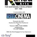 Photo of film fest event launch