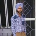 Gurwinder Singh before he travelled to work in Saudi Arabia