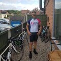 Jaydan Redhead is cycling 300km in memory of his son Rio Rutter  (1)