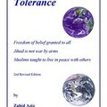 Islam, Peace and Tolerance Book Cover
