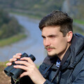 Dan Bass is one of the interns enrolled in the new Ecosulis graduate rewilding internship programme.