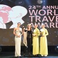 Photo from the World Travel Awards
