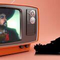Scene from Music Video