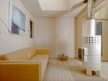 Dazzle living area