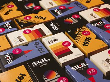 SUL VHS Cassette