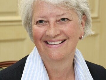 Philippa Foster Back CBE