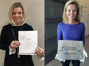 Ciara Aspinall, General Manager (Left) & Milly Serpell, Managing Director (Right)