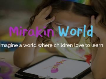 Mirakin Word home page image