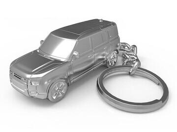 Land Rover Defender 110 Keyring