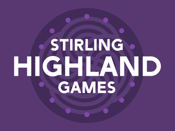 Stirling Highland Games #since1870