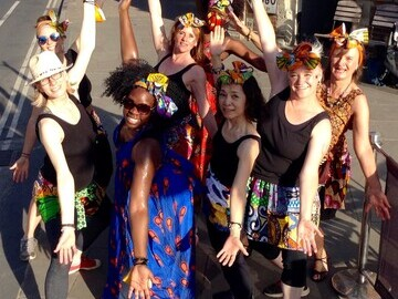 AfroFusion African Dance