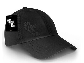No Time To Die Baseball Cap