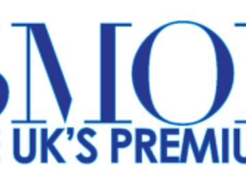 SMOKO E-Cigarette logo with E-Liquids Made In The UK icon