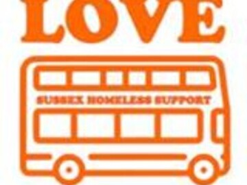 Sussex Homeless Support logo